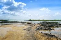 Middle Caicos ponds