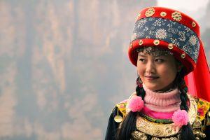 Zhangjiajie smile