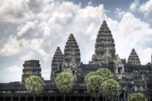 Ankgor Wat, detail