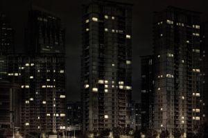 Nuit sombre