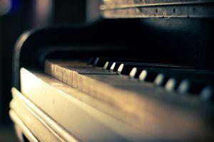 The piano #1