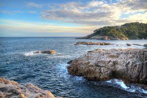 Cap Sa Sal, Begur, Catalunia